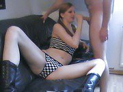 Nice girls like to get their pretty asses fucked too hot amateur sex